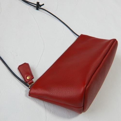 ストリングミニバッグ  Red