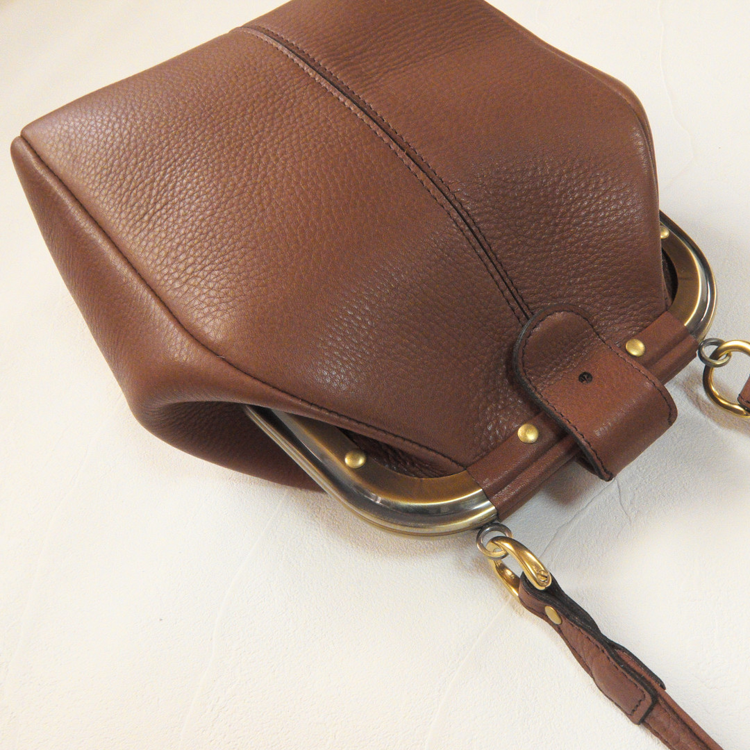 S size Doctors' Bag Brown