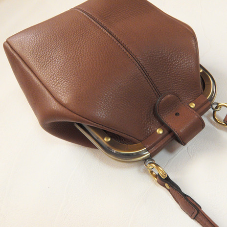 S size Doctors' Bag Brown