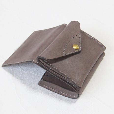3つ折り財布  Gray