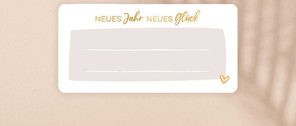 Schulheft - Aufkleber (Special Edition)