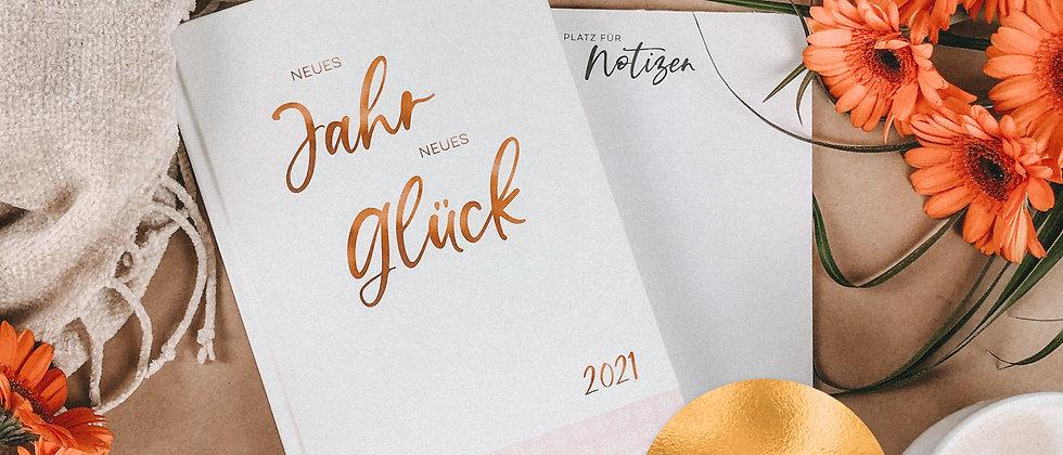 Jahreskalender 2021, Planer (Limited Edition)