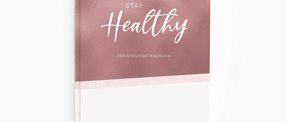 Stay Healthy - Ernährungstagebuch
