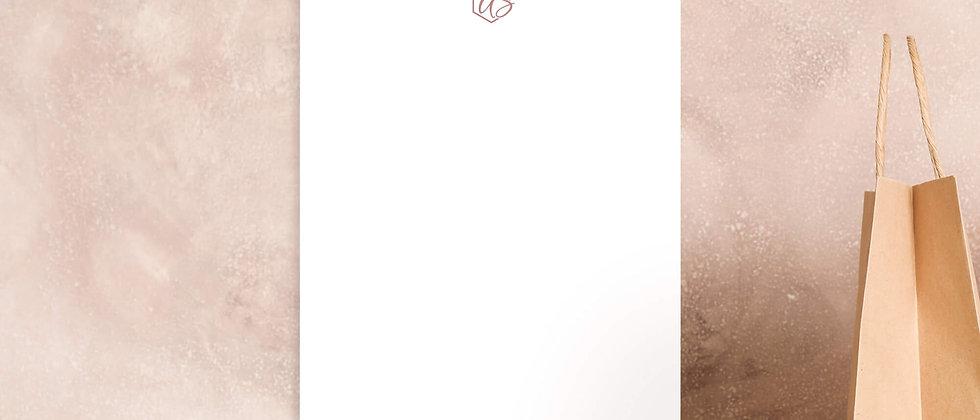 Notizblock A5 - Print your Design