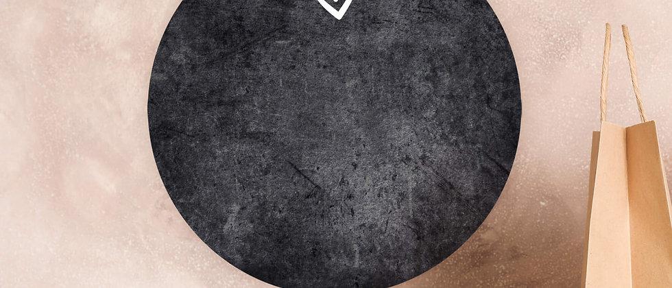 Blanko - Aufkleber (Farbe+)