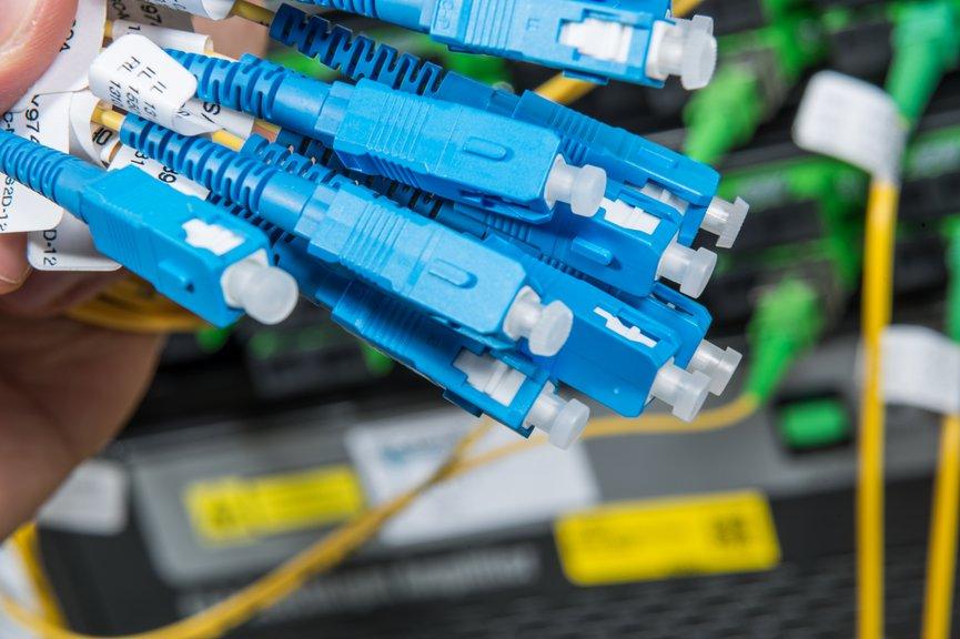 Cleveland Ohio Fiber Optic Cabling