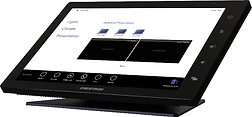 Cleveland and Akron Ohio commercial touch panel Audio video control devices