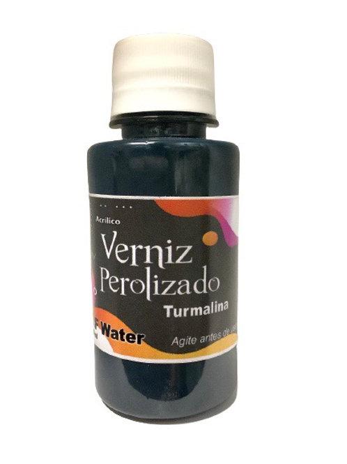 Verniz Fosco Perolizado DF WATER 100ml- Turmalina