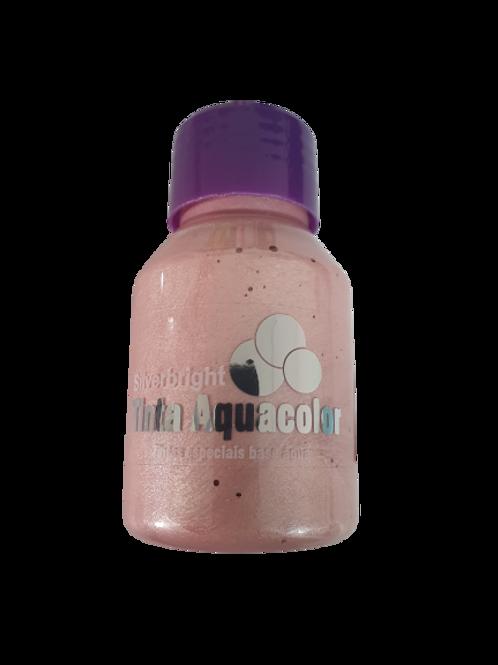 Tinta Aquacolor Silverbright Cintilante - Chapéu De Lady