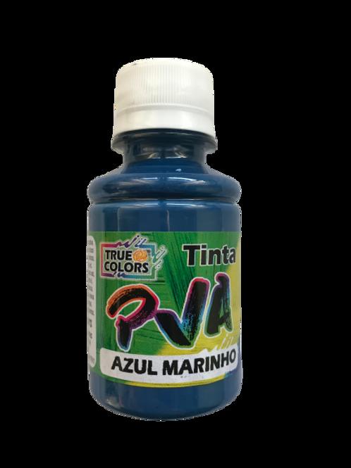 PVA True Colors 100ml - Azul Marinho