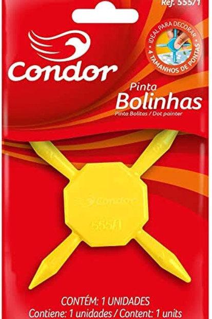 Pinta Bolinhas - Condor
