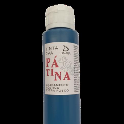 Tinta PVA Pátina Daiara 100ml - Azul do Ártico