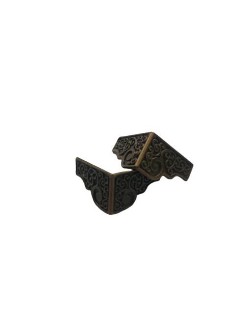 Pezinho de Plástico Bronze - Pequeno