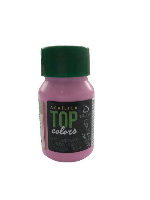 Tinta Acrílica Top Daiara 37ml - Rosa Violeta