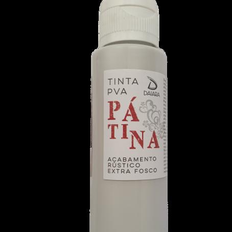 Tinta PVA Pátina Daiara 100ml - Branco Suiço