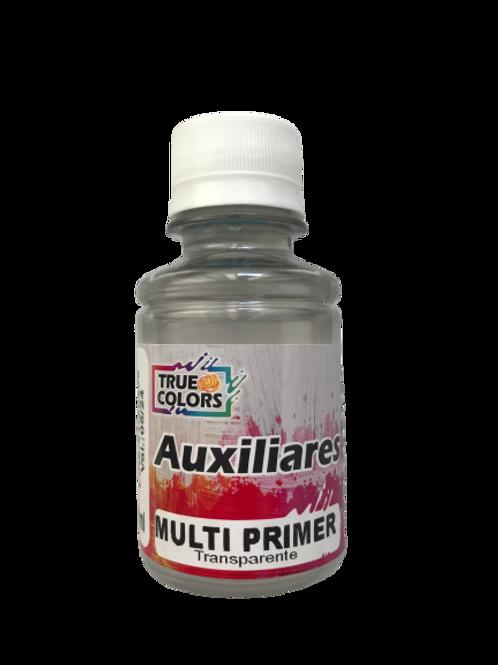 Multi Primer True Colors 100ml - Transparente