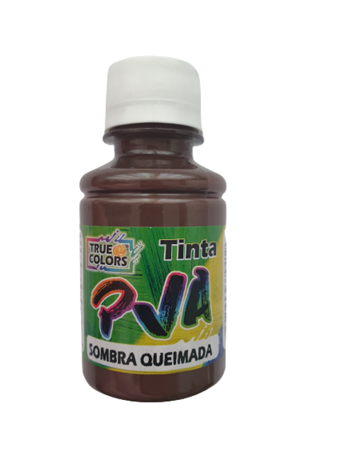 PVA True Colors 100ml - Sombra Queimada