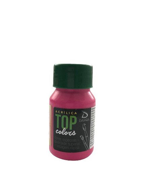 Tinta Acrílica Top Daiara 37ml - Pink