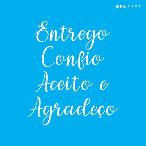 Stencil OPA 14×14 –Entrego Confio