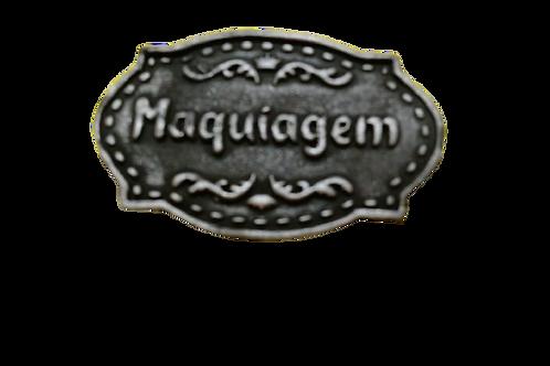 Tag de Biscuit Nair Rocha - Maquiagem