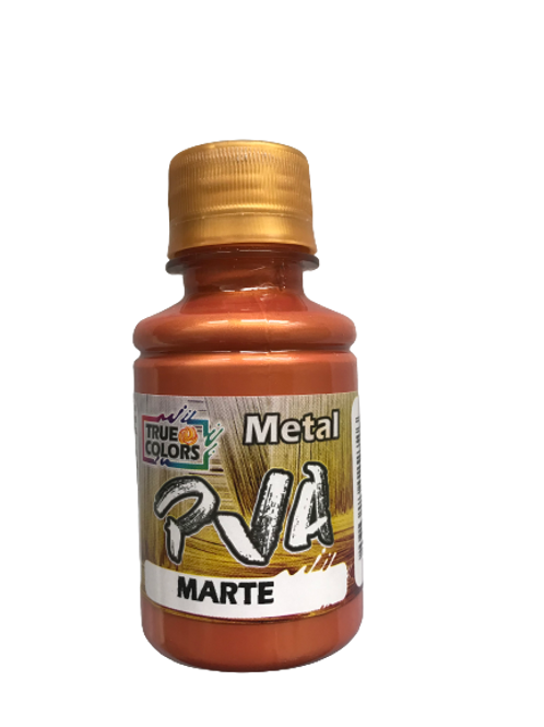 PVA Metal True Colors 100ml - Marte