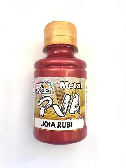 PVA Metal Joia Rubi- True Colors