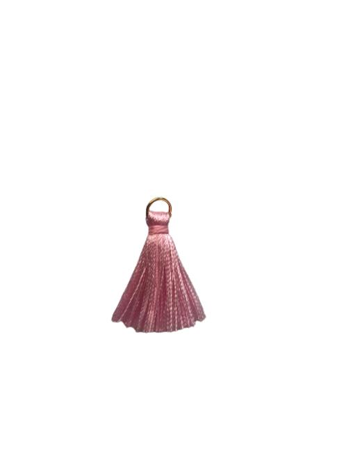Kit Pingentes Daiara 3cm - Rosa