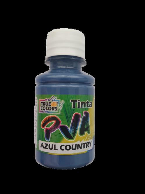 PVA True Colors 100 ml - Azul Country
