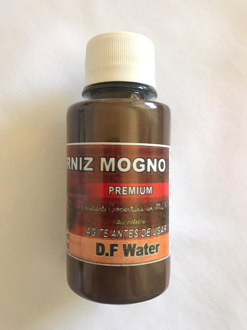 Verniz Acrílico DF WATER - Mogno 100ml