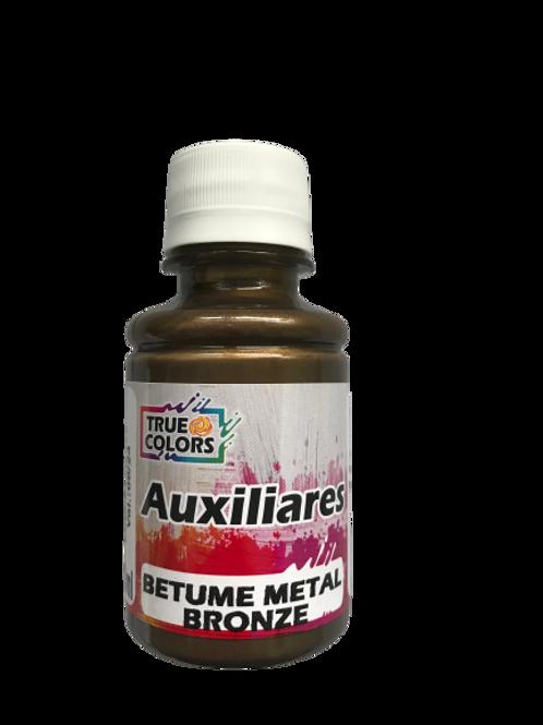 Betume Metal True Colors 100ml - Bronze