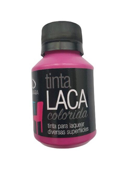 Tinta Laca Colorida Daiara 80ml - Magenta