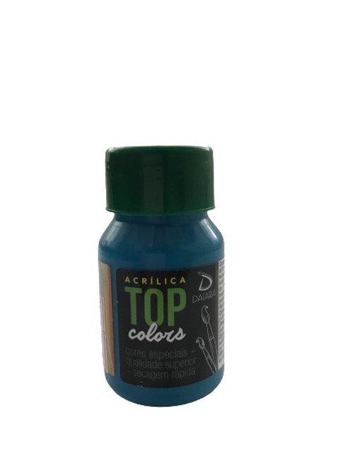 Tinta Acrílica Top Daiara 37ml - Azul Colonial