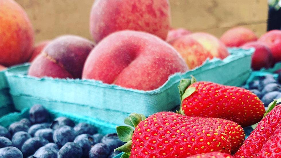 4 or 8 Week Fruit & Veggie Share