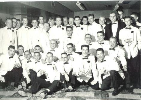 1954 Christmas Formal