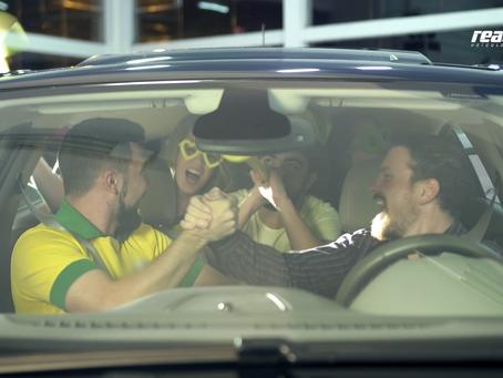 Realiza lança campanha de Copa