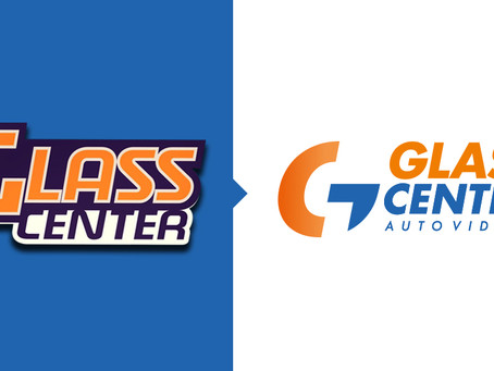 Glass Center apresenta nova identidade visual