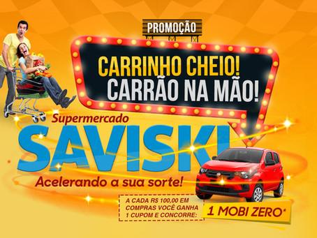 Saviski lança nova campanha