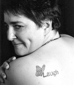 JANE HEADSHOT, Tattoo 4