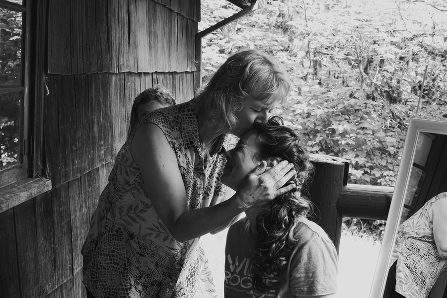 Carrie & Brian