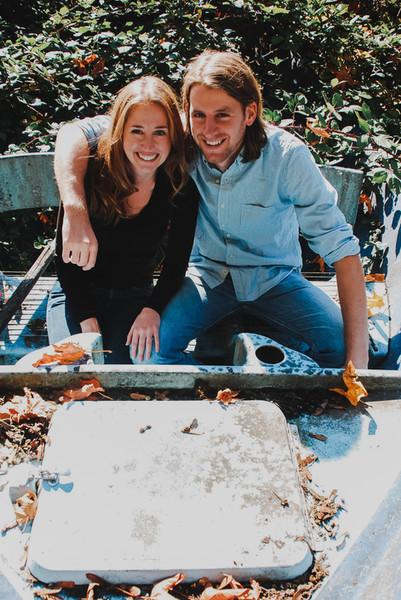 Andrew & Sarah
