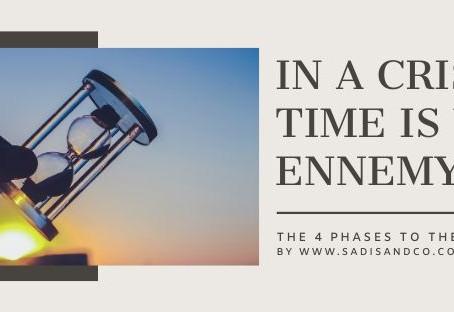 ET MAINTENANT ? Partie 2 - Sortir de la crise en pleine incertitude : 4 phases