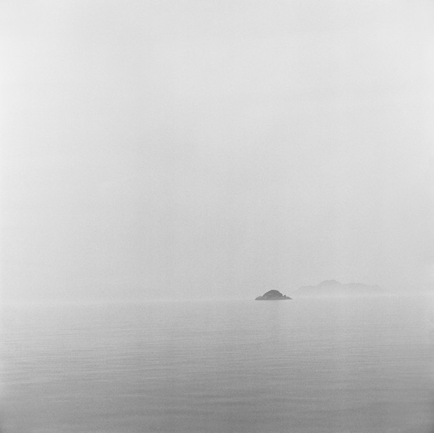 CHANG-KI CHUNG -Invisible Road in the mist