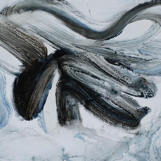 9-Untitled-2018-1 Oil on linen 50x65.1cm,1200€