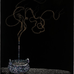 MYUNG-HEE PARK - Beyond the incense fragrance