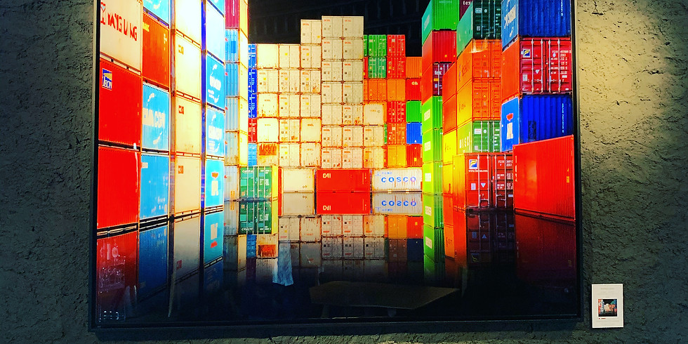 Ts'Art expose Didier Engels & Paolo Ceribelli @ la House 17