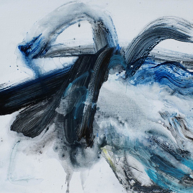 10-Untitled-2018-1 Oil on Linen 50x65.1cm,1200€
