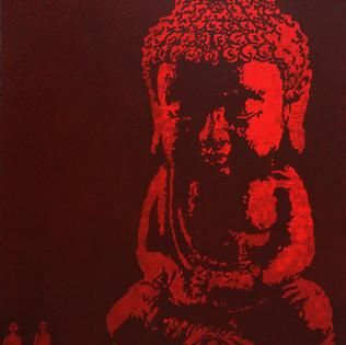 GUGU KIM, Shakyamuni Amitabha