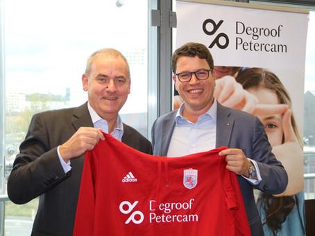 Degroof Petercam Luxembourg devient le partenaire de la Hockey Federation Luxembourg