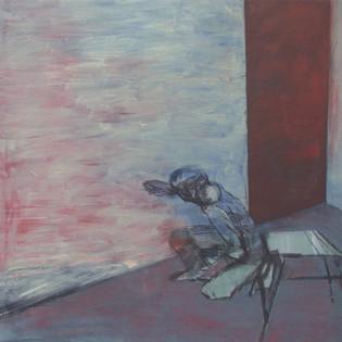 HYUK-DONG JANG - 100x100cm, oil on canvas