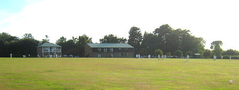Challock_Cricket_Ground_and_Pavilion_-_g